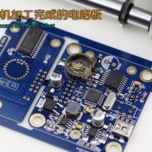 Energy Pillar IV-18 Assembled PCB