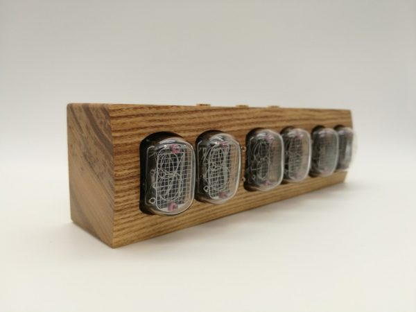 Messenger IN-12 Nixie Clock angle