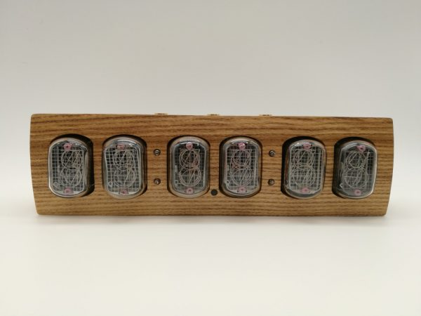 Messenger IN-12 Nixie Clock front view