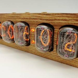 Messenger IN-12 Nixie Clock