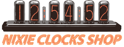 Nixie Clocks Shop