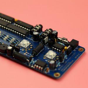VFD Nixie Tube DIY Clock IV-11 PCB