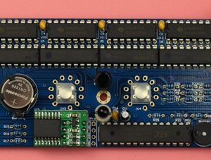 VFD Nixie Tube DIY Clock IV-11 PCB DIP