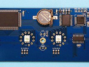 VFD Nixie Tube DIY Clock IV-11 PCB SMD
