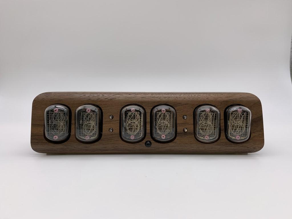 Envoy IN-12 6-digit Nixie Clock front off